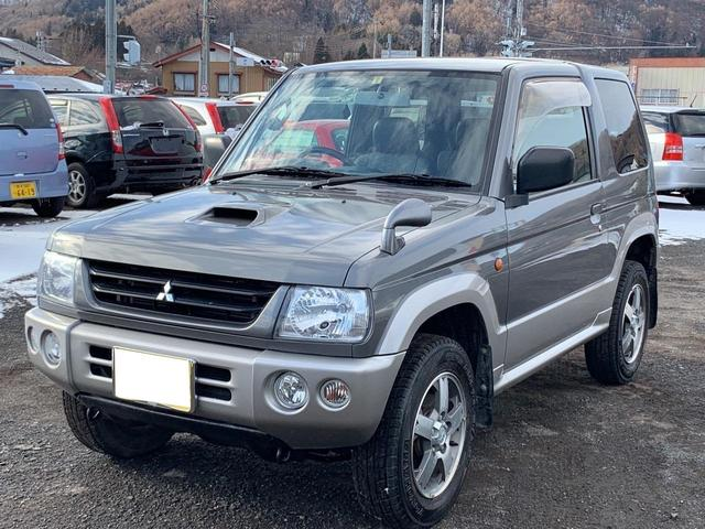 三菱 V 4WD ターボ キーレス 5MT