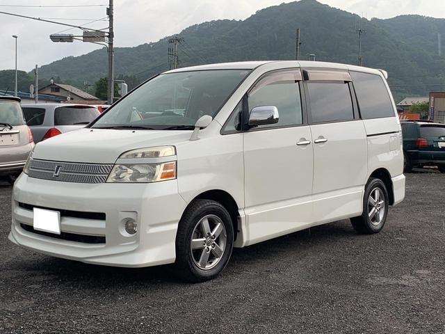 トヨタ Z 煌 4WD キーレス 両側パワースライドドア