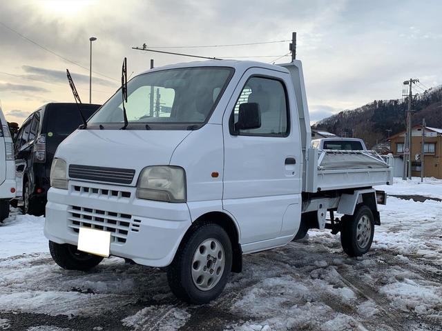 マツダ ダンプ 浅型ダンプ 4WD  5MT