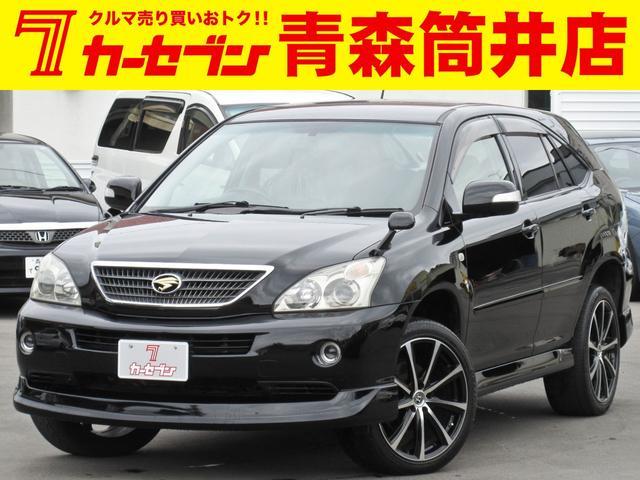 トヨタ プレミアムSパッケージ/パワーバックドア/本革/ナビ