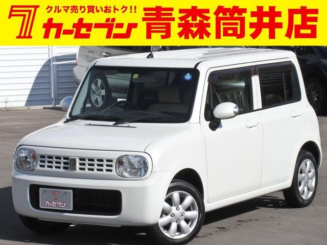 スズキ X 4WDスマートキー/シートヒーター車検整備付でお渡し 84回払いOK!月々3,700円〜