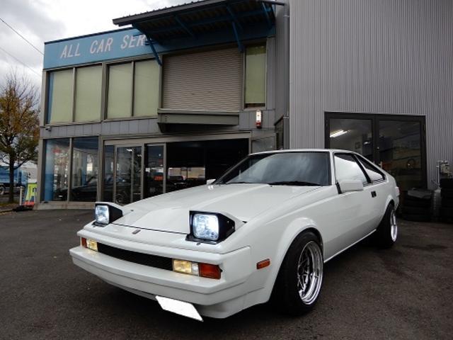 トヨタ GT エクイップ社外アルミ リトラクタブルヘッドライト