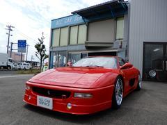 フェラーリ 348tb ケーニッヒ仕様 オートクチュールホイール