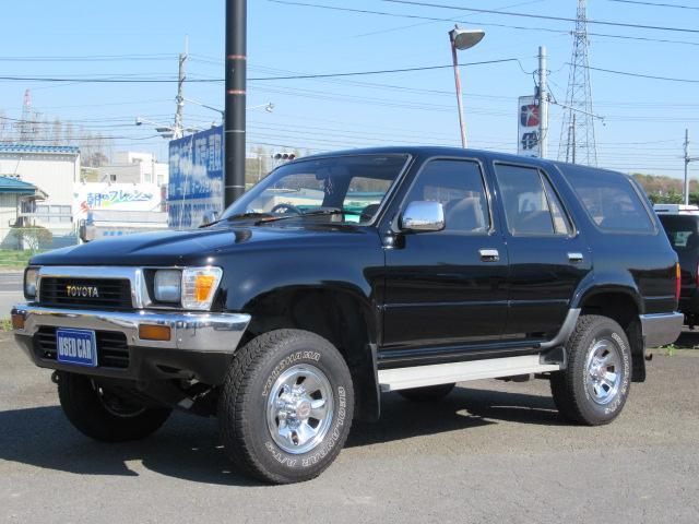 トヨタ SSRリミテッド 4WD サンルーフ USDM