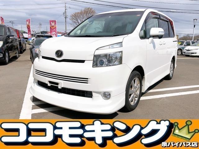 トヨタ Z 関東仕入・片側パワスラ・純正ナビ・地デジ・ETC