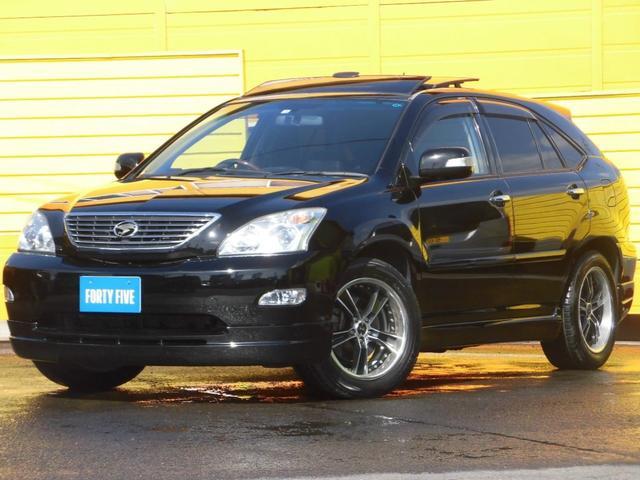 トヨタ 240G プレミアムLパッケージ 4WD 純正アルミ付き