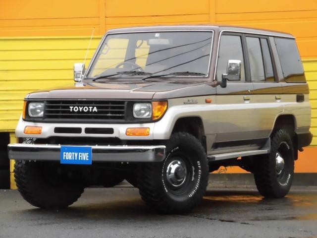 ランドクルーザープラド(トヨタ) SX 中古車画像