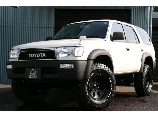 トヨタ SSR-X ワイド新品2インチアップ新品タイヤ西日本仕入れ