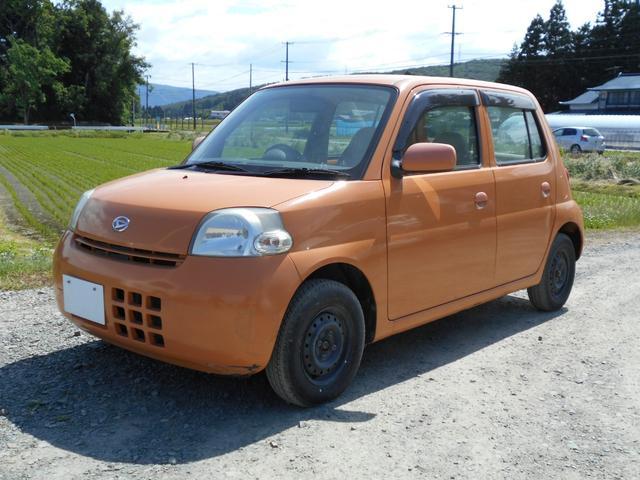 ダイハツ L 4WD FAT CDチューナー キーレス 寒冷地仕様