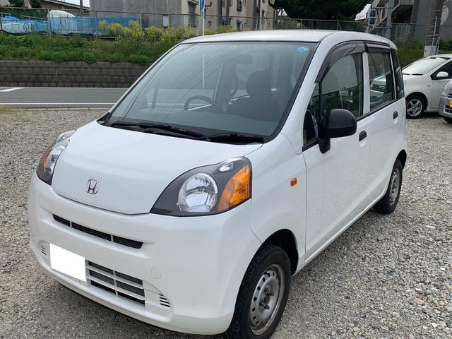 ホンダ ライフ C 4WD・純正CD・ライトレベライザー