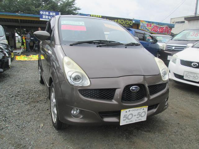 スバル R1 R 9万K 4WD