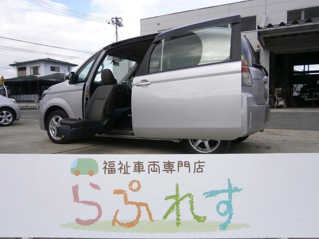 トヨタ X Xウェルキャブ助手席リフトUシートAタイプ4WD