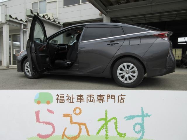 トヨタ A 1,8Aウエルキャブ車、助手席回転チルトシートBタイプ4WD