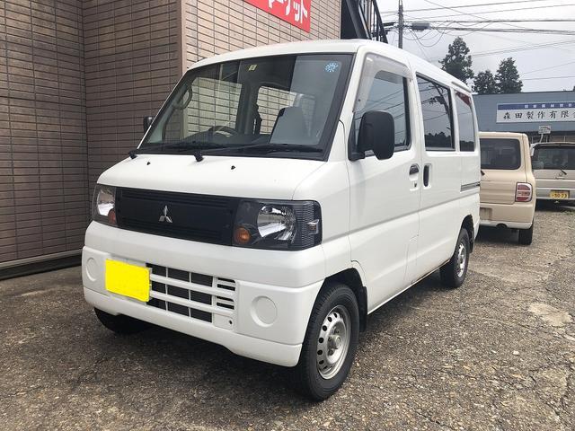 三菱 CS ハイルーフLTD 4WD