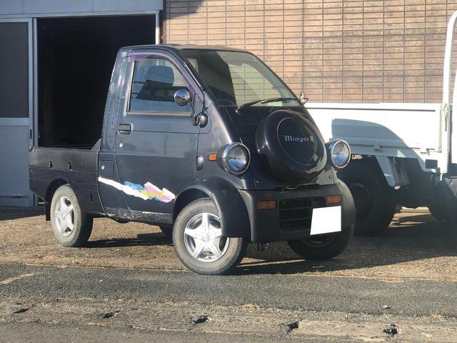 「ダイハツ」「ミゼットII」「軽自動車」「岩手県」の中古車