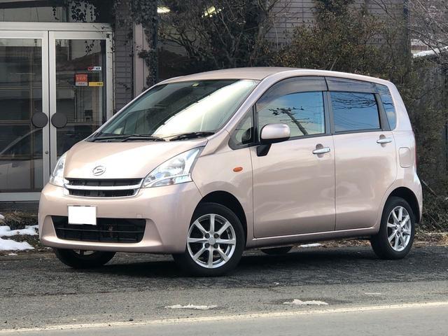 ダイハツ X 4WD AT CD エコアイドル