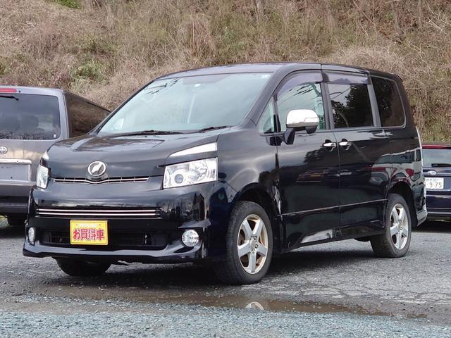 トヨタ ZS 煌 4WD AT ナビ 4ナンバー登録可能