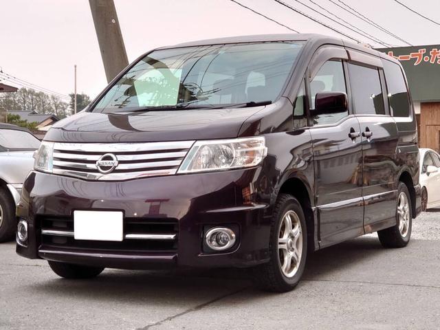 日産 ハイウェイスター4WD ATナビETC 検11月迄