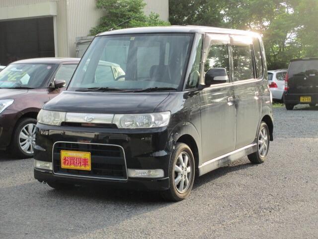 ダイハツ タント カスタムX 4WD AT 即日納車可能
