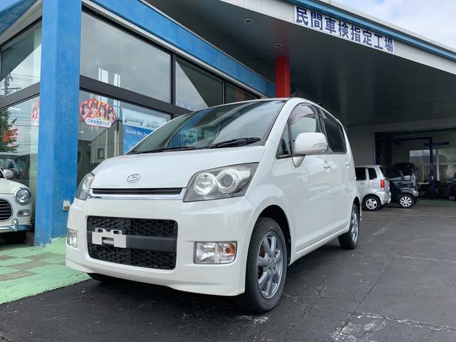 ダイハツ カスタム メモリアルエディション 4WD CVT