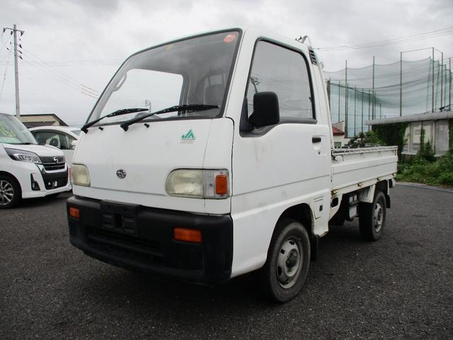スバル サンバートラック 4WD (なし)