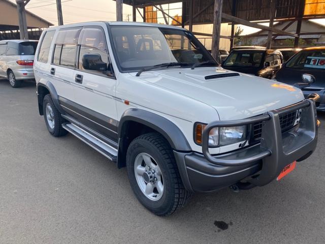 いすゞ XSプレジール ロング  4WD