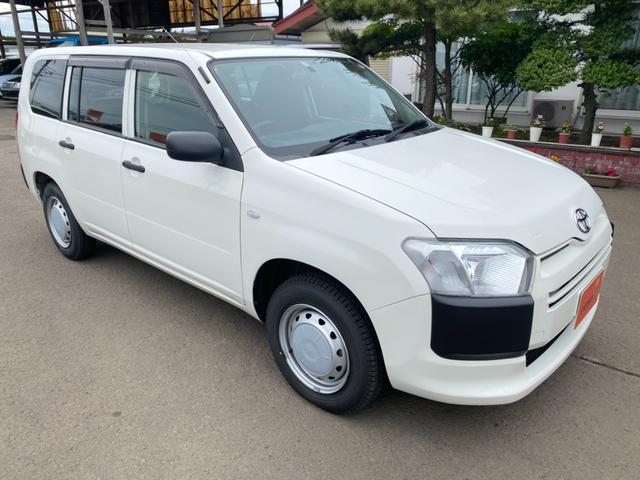 トヨタ プロボックス DX 4WD