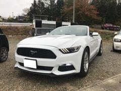 フォード マスタングコンバーチブル オープン 本革シート