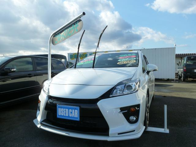 トヨタ G's 1オーナー 禁煙車 フルセグTV/ナビ エンスタ