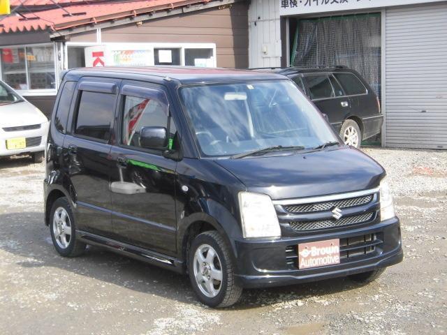 スズキ FX-Sリミテッド 4WD スマートキー シートヒーター付