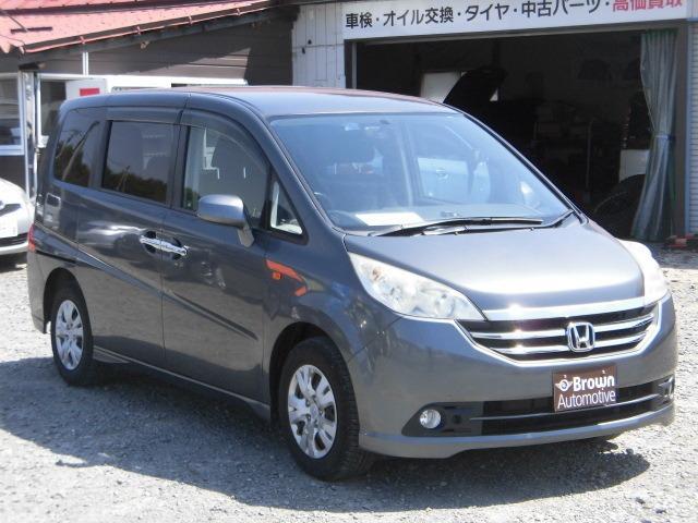 ホンダ G 4WD 8人乗 純正ナビ付
