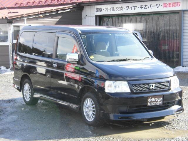 ホンダ 2.0I 4WD 8人乗り 5.7万キロ