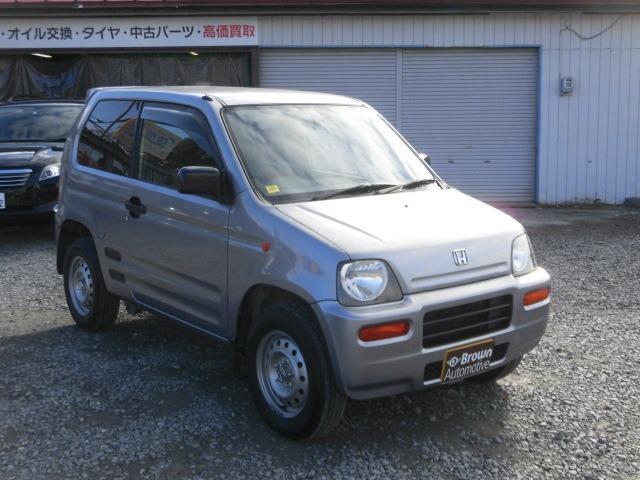 ホンダ ターボ 4WD 5.8万キロ