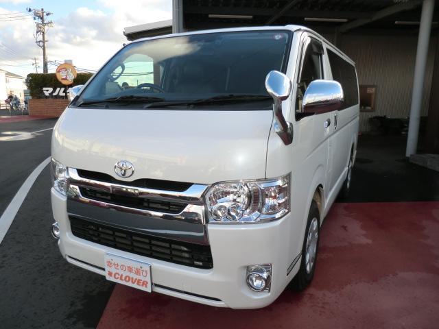 トヨタ スーパーGL 4WD ナビTV Bカメ ドラレコ TSS