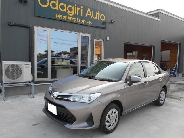トヨタ カローラアクシオ 1.5X 4WD 衝突被害軽減ブレーキ 社外SDナビ Bluetooth ETC レーンアシスト オートマチックハイビーム