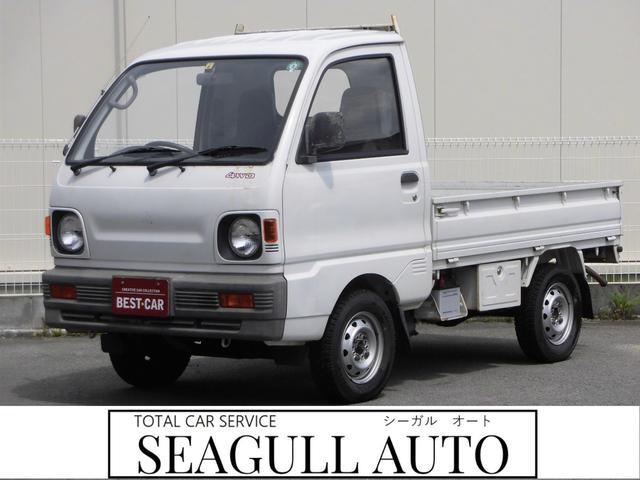 三菱 TL 切替式4WD パワステ 5速 AM/FMラジオ