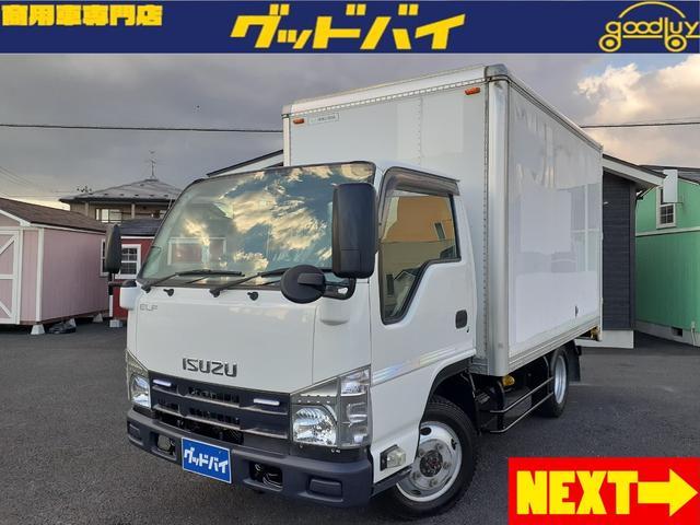 いすゞ エルフトラック  4WD スムーサーEX バックカメラ 新品シートカバー 荷台寸法185cm幅180cm長さ310cm