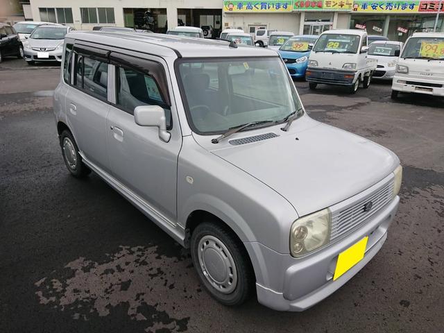 スズキ G 4WD シートヒーター エアコン 社外ラジオ