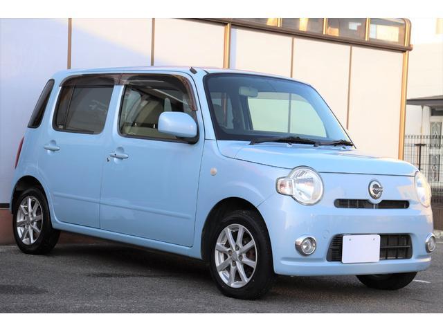 ダイハツ ミラココア ココアX スマートキー ナビ フルセグ Bluetooth タイミングチェーン ETC オートエアコン ベンチシート 禁煙車