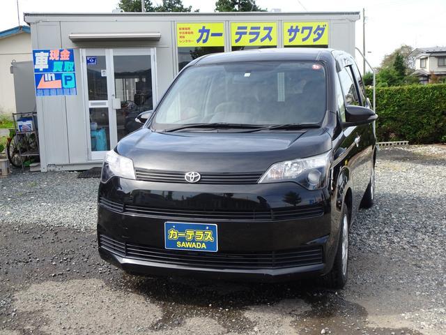 トヨタ X 4WD 横滑り防止装置 キーレス 片側パワースライドドア CVT
