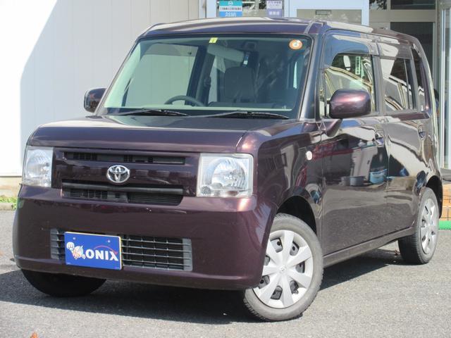 トヨタ ピクシススペース L 4WD エコアイドル 純正CDデッキ キーレス ライトレベライザー