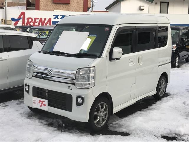 「スズキ」「エブリイワゴン」「コンパクトカー」「青森県」の中古車