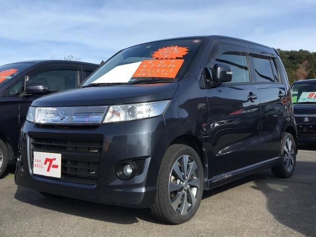 スズキ T 4WD シートヒーター スマ-トキ- エアコン パワステ ABS エアバッグ プッシュスタート パドルシフト