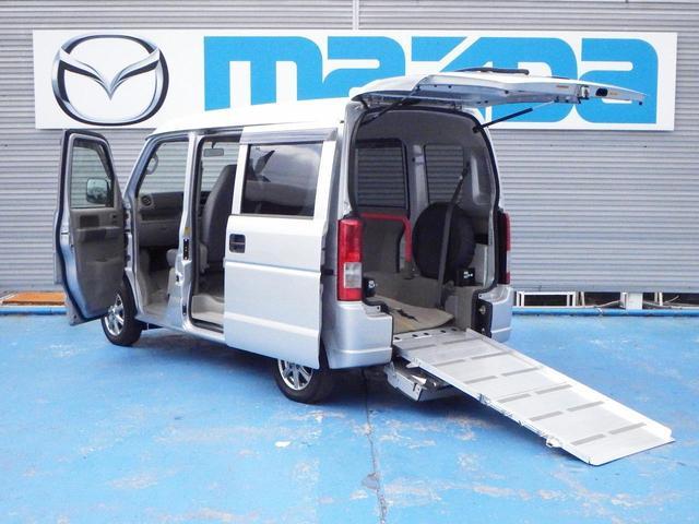 スズキ スロープ 4WD 車いす用スロープ 車いす固定装置