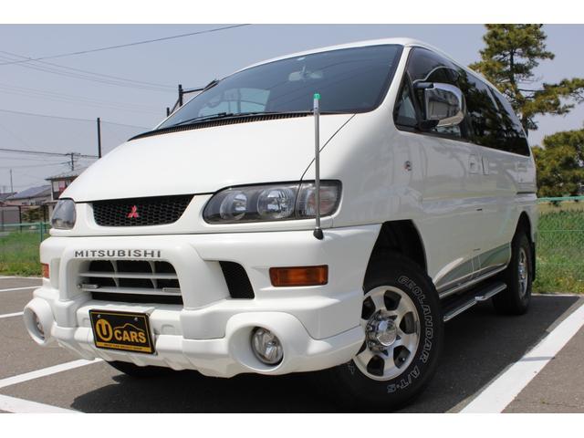 三菱 シャモニー 4WD ハイルーフ