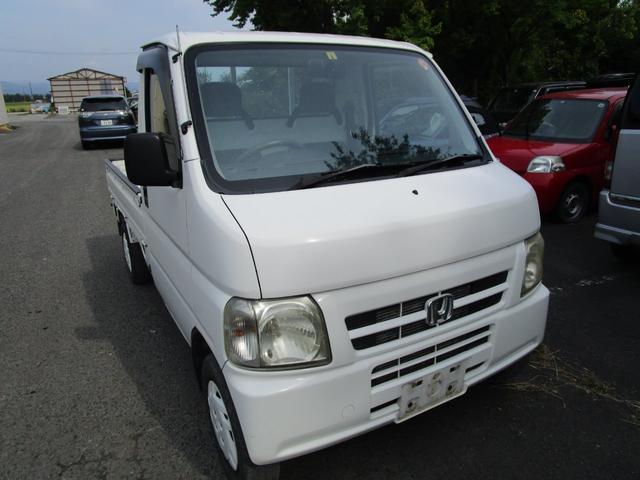 ホンダ 4WD マニュアル エアコン ラジオ 軽自動車 トラック