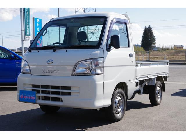 ダイハツ スペシャル パワステ エアコン 4WD MT