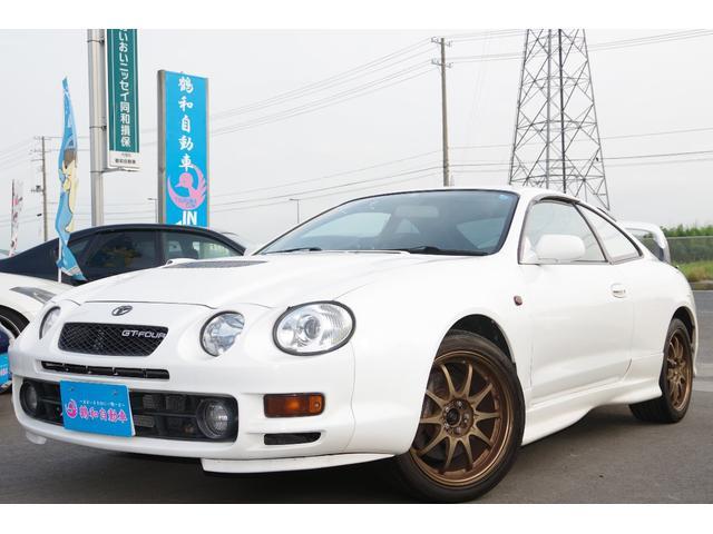 トヨタ GT-FOUR 後期 社外マフラー 四連メーター エアロ