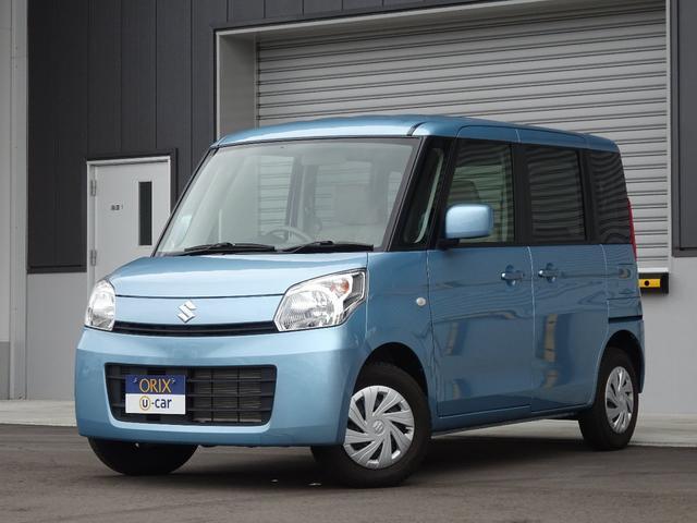 スズキ G 4WD ナビ ワンセグ ETC シートH USBAUX