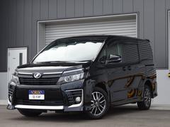 ヴォクシーZS 4WD ナビ フルセグ ETC LED 寒冷地仕様